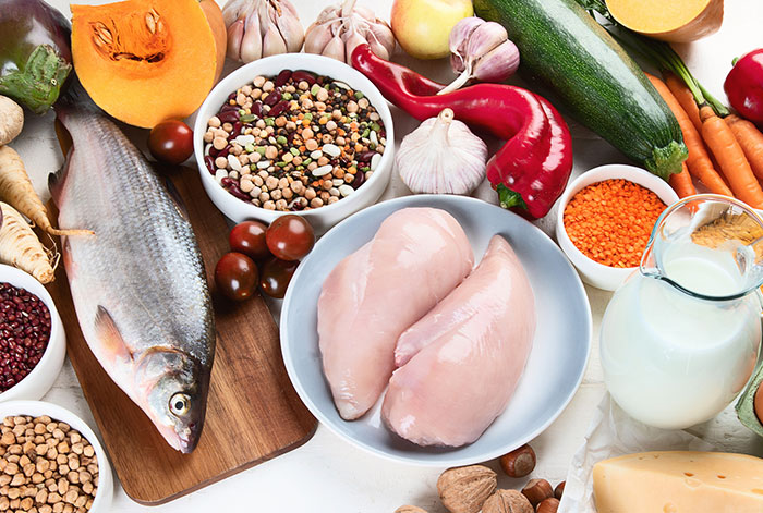The Top 6 Staples of a Low Thyroid Diet